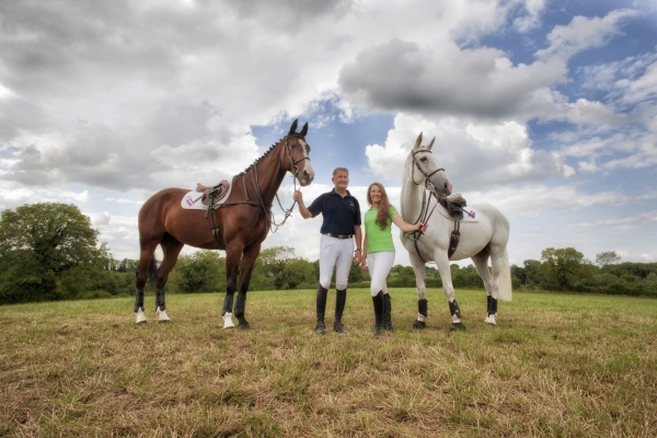 Steven and Hollie Smith Brother Eventing Gilford Northern ireland Ni Riain Fine Art Equine photography