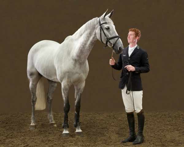 Alexander Butler and Will Wimble by Ni Riain Fine Art Equine Photographer Tipperary Ireland