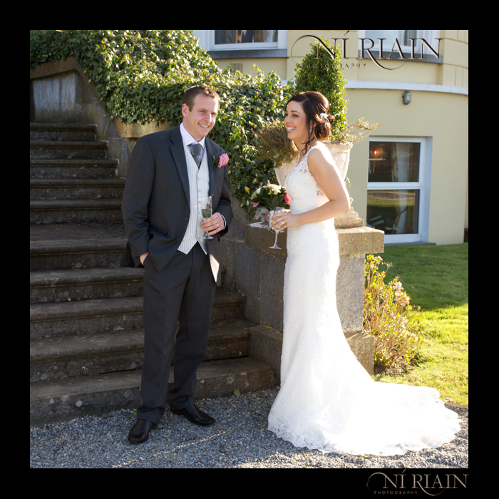 Tipperary Wedding Photographer Ni Riain Photography Hotel Minell