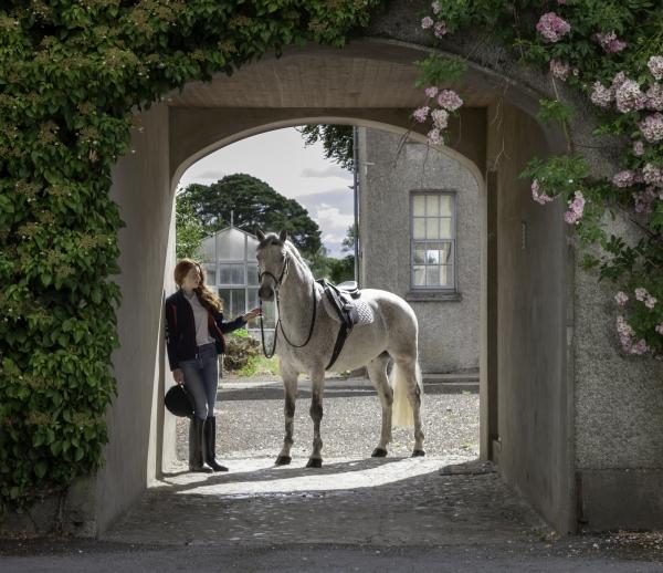 Kate Hayes Knockainey Stud Hospital Limerick Ni Riain Fine Art Equine photograper Ireland
