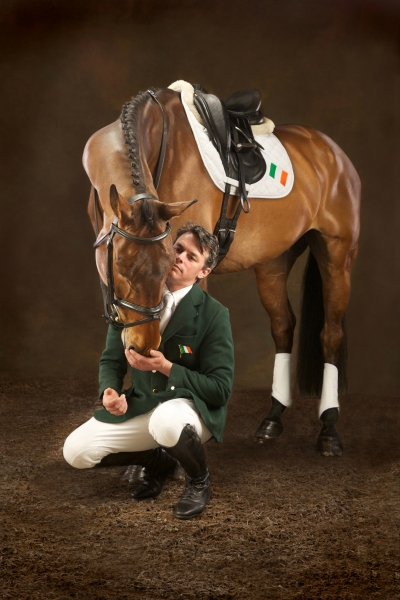 Jim Newsam irish eventer Eventing ireland Horse photographer Ireland Professional Ni Riain Fine Art Equine Photography