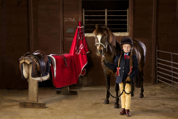 Girl and pony showing class photographer Ireland Professional Ni Riain Fine Art Equine Photography