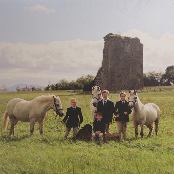 Joseph Sarah Ana and Donnacha OBrien Ballydoyle Racing Rosegreen Tipperary Ireland Ni Riain Fine Art Equine Photography