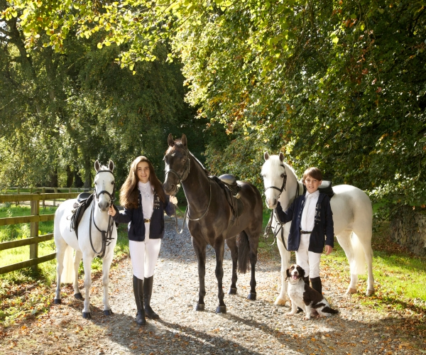 Showjumping riders and Pony Donegal The Horse photographer Ireland Professional Ni Riain Fine Art Equine Photography